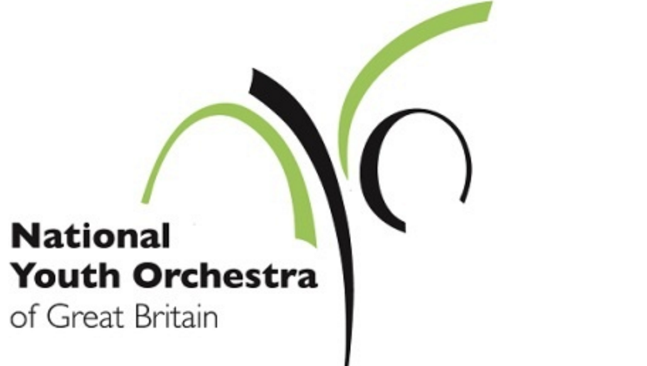 National youth orchestra of Great Britain NYO logo