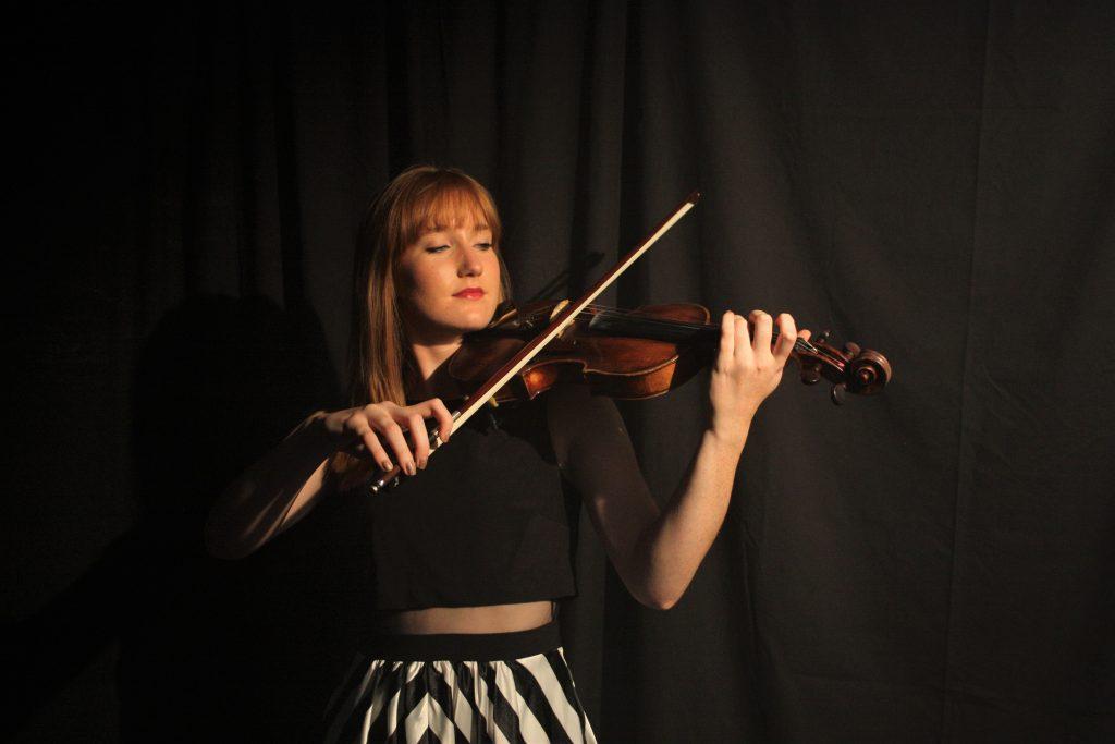 Jody Smith violinist